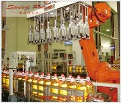 机器人装箱机